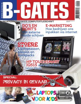 B-Gates. Hét computer-tijdschrift voor iedereen.