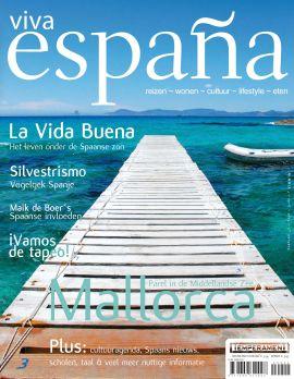 Viva España. Uniek Nederlandstalig tijdschrift over Spanje.