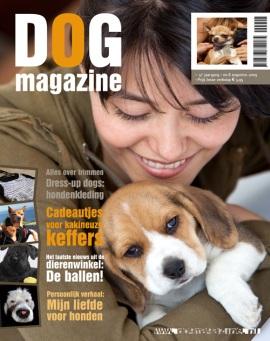 DOGmagazine. Het leukste en cpmpleetste honden magazine van Nederland. Wraff !